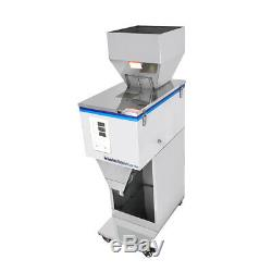 10999G Automatic Powder Racking&Filling Machine Weigh Filler for Tea/Seed/Grain