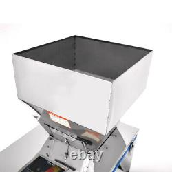 220V 10999G Automatic Powder Racking Filling Machine Weigh Filler Seed/Grain