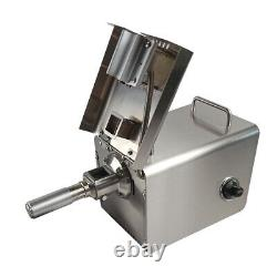 Automatic Oil Press Machine Stainless Steel Hot Cold Presser Seed Oil Expeller