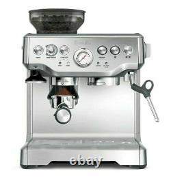 Breville the Barista Express Espresso Machine BES870XL Brushed Stainless Steel