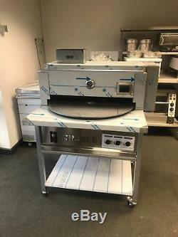 COMMERCIAL AUTOMATIC TANDOOR OVEN/ ROTI NAAN MACHINE 30 DISK Stainless steel
