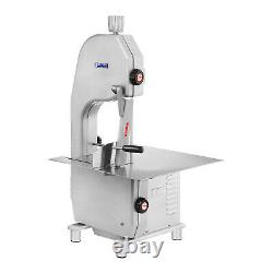 Commercial Bandsaw Professional Butchers Bone And Meat Saw Cutter Machine 880W