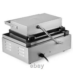 ECO Commercial Non-stick Sausage Lolly Waffle Maker Baking Machine 6pcs/time
