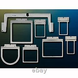 Fast Frames fits ALL 10 needle Brother & Baby lock Embroidery Machine 14 ARM