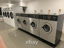 IPSO 16lb (8kg) Fast Speed Industrial Commercial Washing Machine (10 Available)