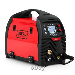 MIG Welder Inverter Welding machine Automatic settings 200A IDEAL MIG 205