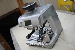 NEW Breville The Oracle Touch Espresso Machine 120V 1800W BES990BSS1BUS1