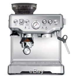 NEW Breville the Barista Express Espresso Machine, BES870XL FAST SHIPPING