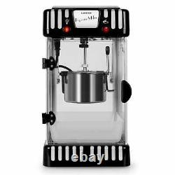 Popcorn Machine Maker Commercial Kitchen Electric 60 l /hr Stainless Steel Black