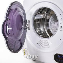 Portable Electric Dryer Digital Display Automatic Clothes Machine Laundry Timer