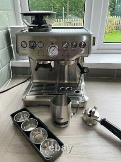 SAGE The Barista Express Bean to Cup Coffee Machine BES875