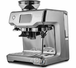 SAGE The Barista Touch Bean to Cup Coffee Machine Stainless Steel & Chrome