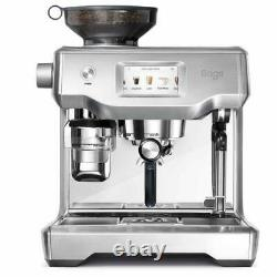 Sage The Oracle Touch SES990 Bean-To-Cup Espresso Coffee Machine Silver//