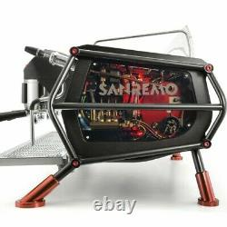 Sanremo Naked Cafe Racer 3 Group Commercial Espresso Machine
