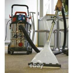 Sealey Industrial Car Valeting Machine Wet & Dry Carpet Upholstery Cleaner 30L